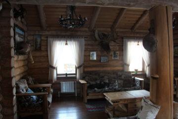 """Большой гостевой дом """"Медвежий угол"""""""